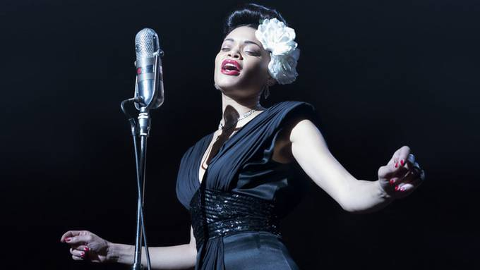 Vorschau auf «The United States vs. Billie Holiday»