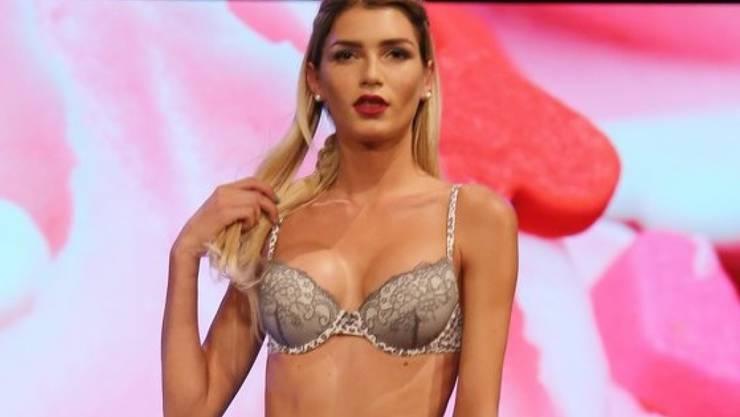 """Will als Frau erfolgreich sein: Giuliana Farfalla ist das erste transsexuelle Model auf dem Titel des deutschen """"Playboy"""". (Archivbild)"""