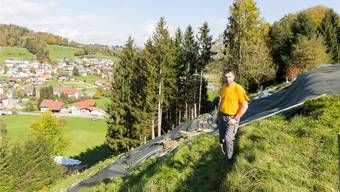 Bottenwil: Das Unwetter und seine Folgen