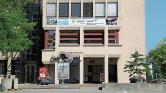 Das Gemeindehaus von Steinach, wo der Mann arbeitete. (Archivbild: Rahel Jenny Egger)