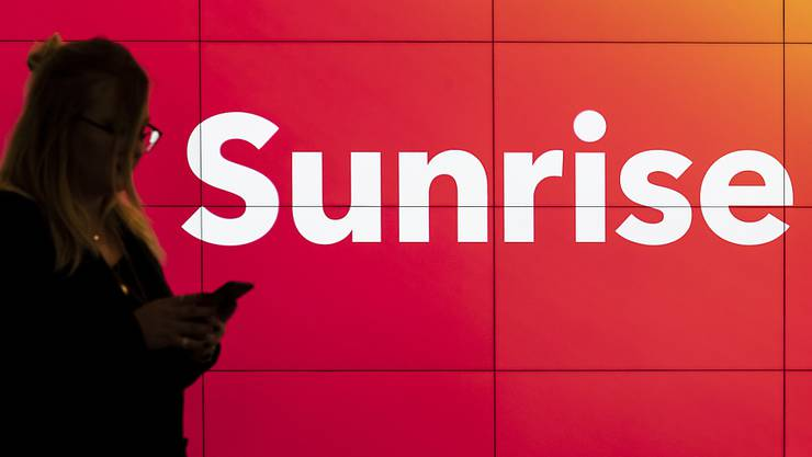 Sunrise muss UPC-Übernahme abblasen (Archivbild)