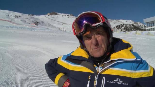 Er lehrte Trumps Kindern das Skifahren