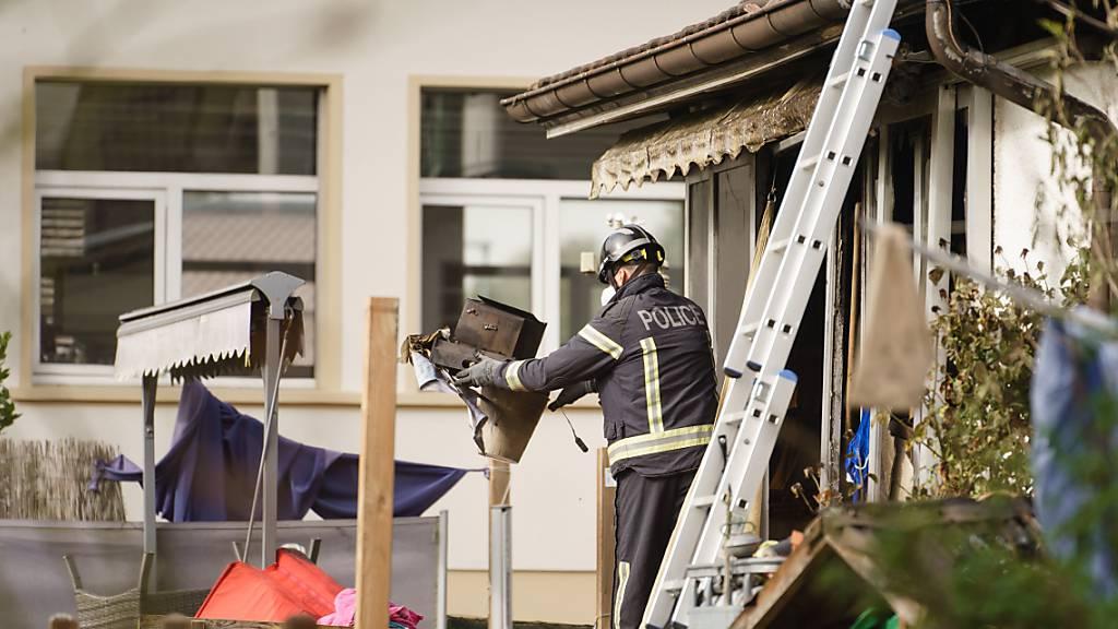 Schulklassen in Leuzigen BE nach Tragödie von Care-Team betreut