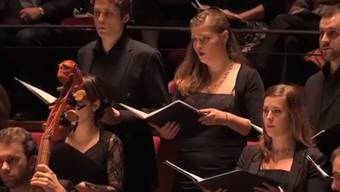 Das Basler Barockorchester La Cetra (Screenshot Homepage)