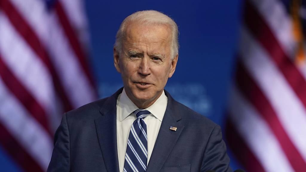 Biden will am Dienstag erste Kandidaten für Ministerposten vorstellen