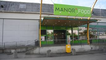 Manor Food an der Schanzmühle gibts nur noch bis April 2018.