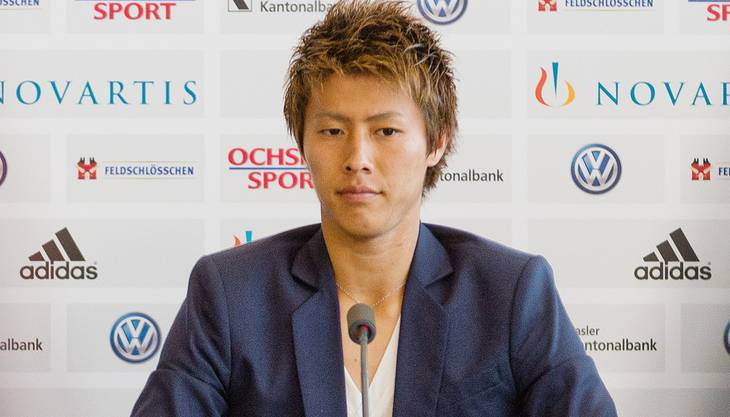 Der grosse Verlierer: Yoichiro Kakitani.