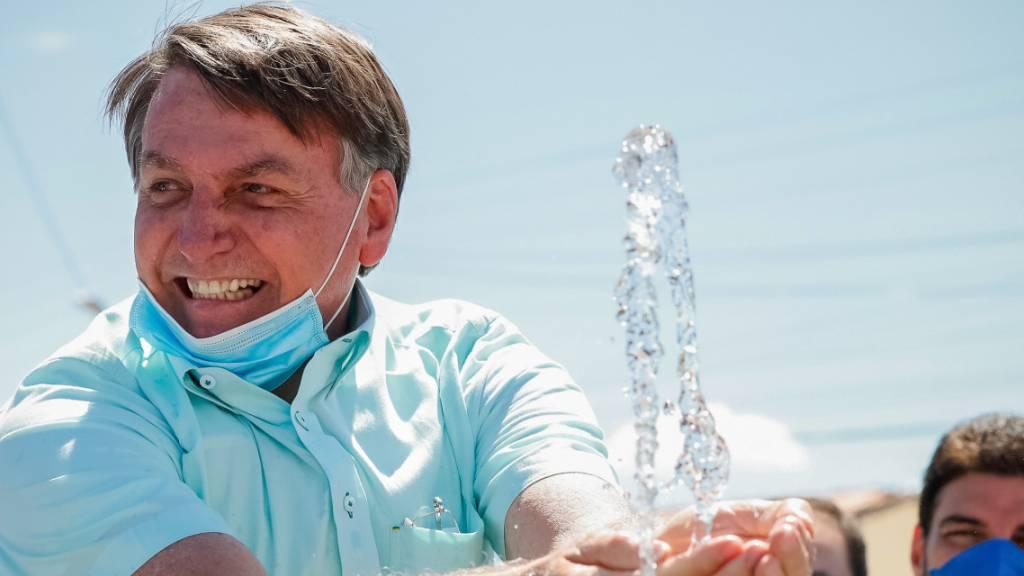 Bolsonaro fühlt sich nach Corona-Ansteckung «etwas schwach»