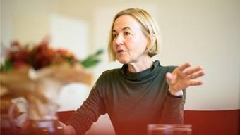 Susanne Schaffner möchte eine Gesamtlösung unter Einbezug der Pflegekosten.