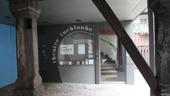 Das Theater Tuchlaube in Aarau.