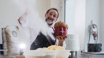 Bei Panettone-Bäcker Bruno Buletti gehen Leidenschaft und Perfektionismus Hand in Hand.