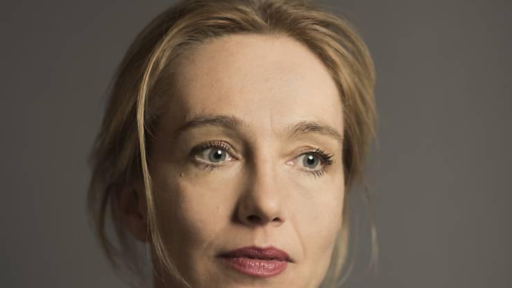 Die Schauspielerin Ursina Lardi hat den mit 100'000 Franken dotierten Grand Prix Theater 2017 / Hans Reinhart Ring gewonnen.