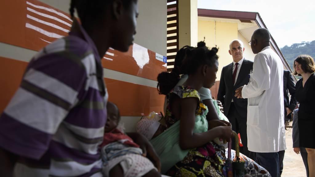 Zu viele Antibiotika für Kleinkinder in Entwicklungsländern