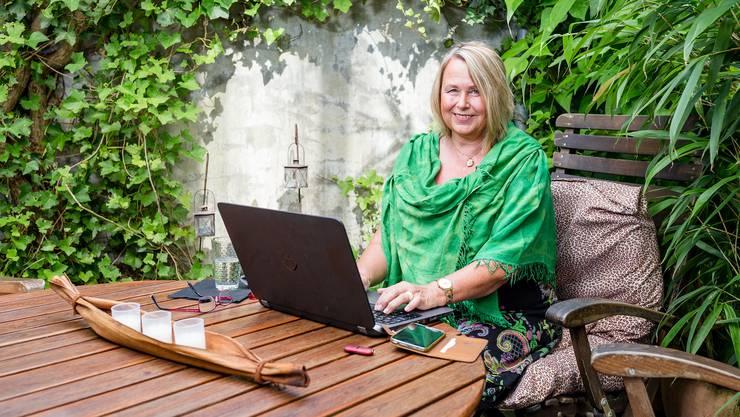 Die 58-jährige Sybille Heinecke ist seit diesem Sommer arbeitslos.