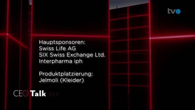 «CEO Talk» mit Iwan Deplazes von der Asset Management Association Switzerland