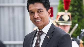Das Lager von Präsident Andry Rajoelina hat die Parlamentswahlen in Madagaskar gewonnen. (Archivbild)