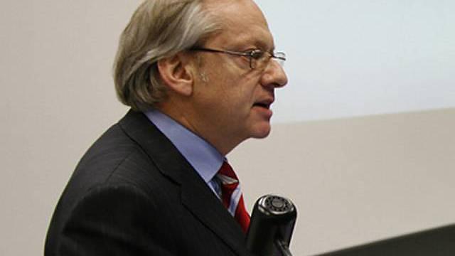 Rolf Jetzer als Verwaltungsratspräsident von Swiss (Archiv)