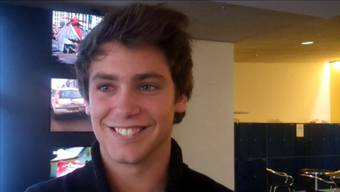 Bastian Baker zu Gast im AZ Newsroom