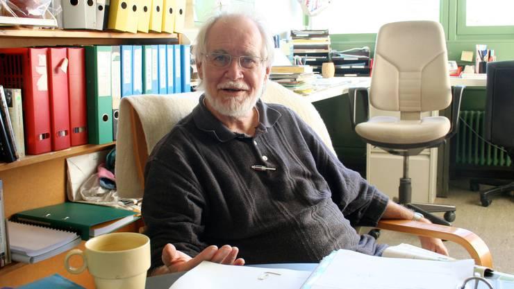 Erstmals seit 15 Jahren hat mit Jacques Dubochet wieder ein Schweizer einen Nobelpreis gewonnen.