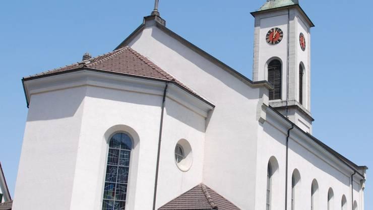 Für die katholische Kirche in Eiken wird ein Pfarrer gesucht. sh