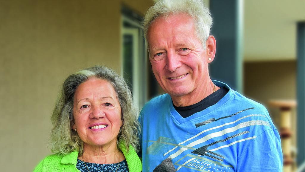 Speeddating für Senioren: «Wir haben unser Glück gefunden»