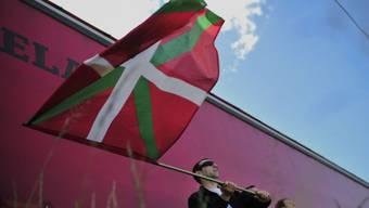 Baskische Terrororganisation ETA will Kampf fortsetzen (Symbolbild)