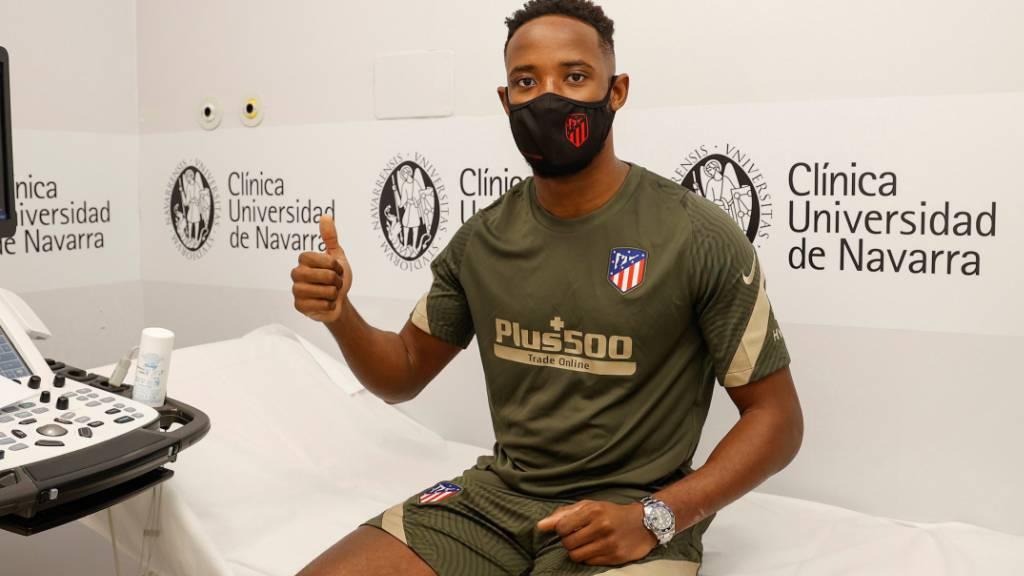 Moussa Dembélé leihweise zu Atlético Madrid