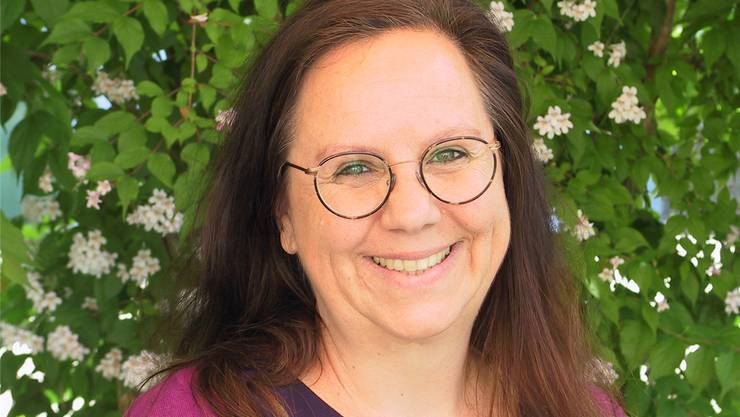 Manuela Krah aus Dietikon.