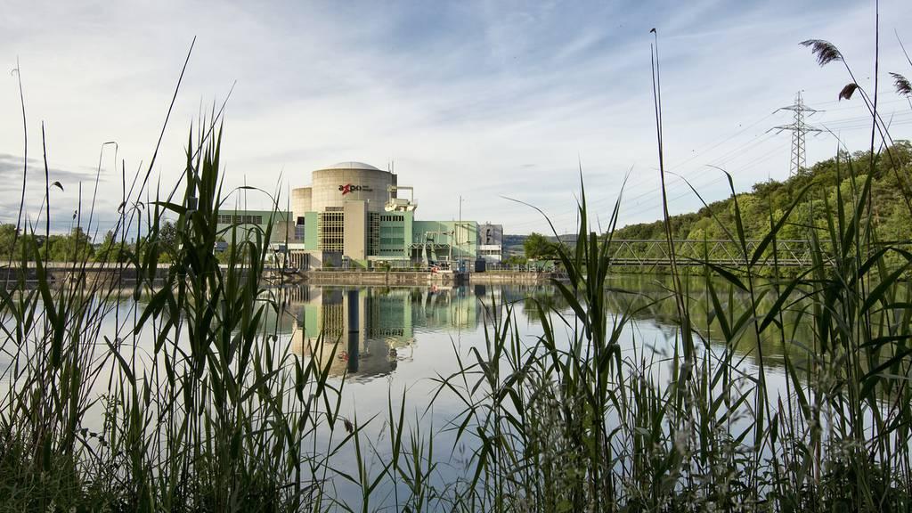 Wegen warmen Flüssen: Einschränkungen für AKW Beznau