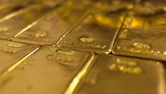 Sechs Kriminelle verschwanden nach der Geiselnahme mit einer grösseren Menge Gold. (Symbolbild)