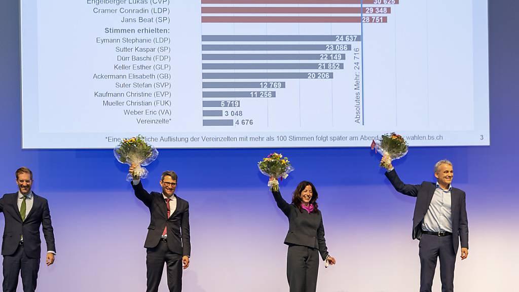Rot-grüne Regierungsmehrheit in Basel-Stadt auf der Kippe