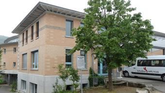 Die Heilpädagogische Sonderschule in Frick. Der Standort wird im Sommer geschlossen.