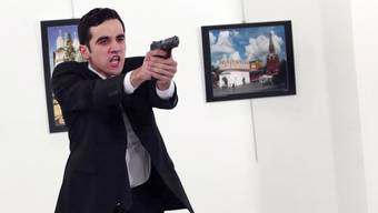 Bei einer Kunstausstellung in Ankara ist der russische Botschafter Andrej Karlow niedergeschossen worden.