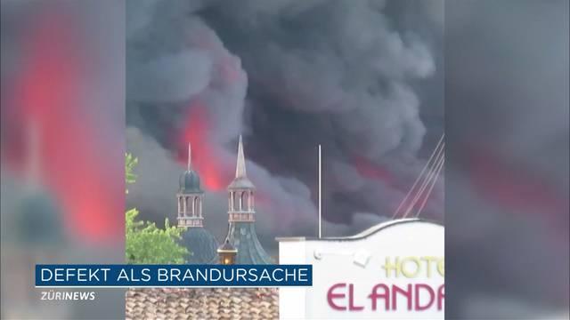 Europapark Rust: Technischer Defekt als mögliche Brandursache