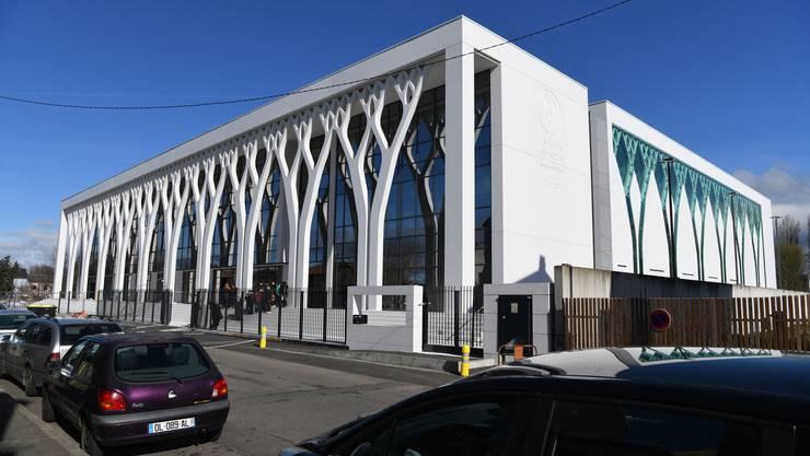 Das islamische Zentrum An-Nour.