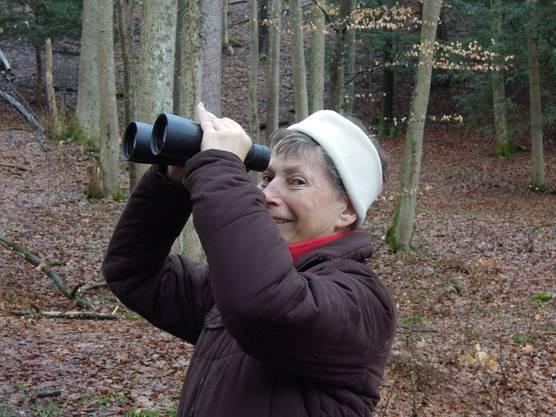 Anita Weibel, Präsidentin der Naturschutzgruppe Bergdietikon