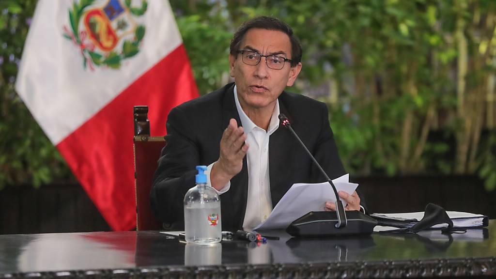 Gegen den Trend: Peru verschärft Corona-Massnahmen