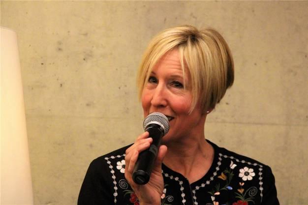 Carmen Frei, Kommunikationsfachfrau und ehemalige Redaktorin beim Aargauer Pfarrblatt «Horizonte»