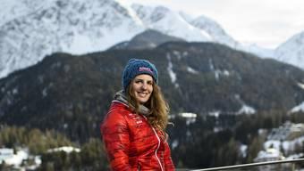 Patrizia Kummer bringt sich an den Weltmeisterschaften in Park City in Position