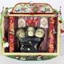 """""""Guggisberg"""", undatiertes Werk mit drei Wachsfiguren von Pya Hug (1922-2017). Das Museum im Lagerhaus St. Gallen widmet dem Lebenswerk der Aussenseiterkünstlerin aus Goldach SG eine Ausstellung vom 27. November 2018 bis zum 24. Februar 2019."""