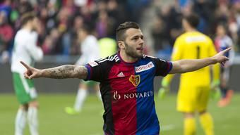 Renato Steffen polarisiert wie kaum ein anderer im Schweizer Fussball.