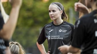 Die FC Aarau Frauen spielen am Sonntag im Cup gegen St. Gallen-Staad