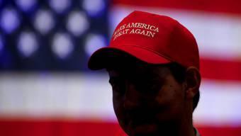 """""""Make America great again"""": Trump wird es von nun an schwieriger haben, seine Vorhaben durch den Kongress zu bringen."""