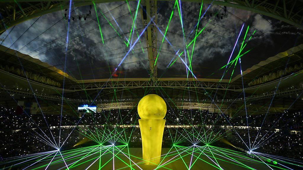 WM-Gastgeber Katar begrüsst den Entscheid, dass die Endrunde 2022 mit 32 Länderteams ausgetragen wird