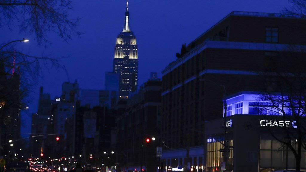 Pole gewinnt Treppenlauf des Empire State Buildings