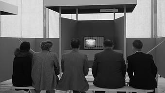 Schweizer Fernsehgeschichte im Historischen Museum Basel