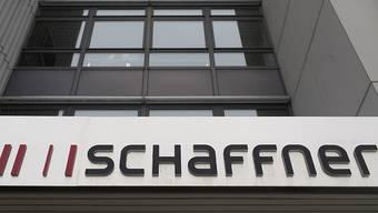 Der Hauptsitz von Schaffner in Luterbach. (Archiv)
