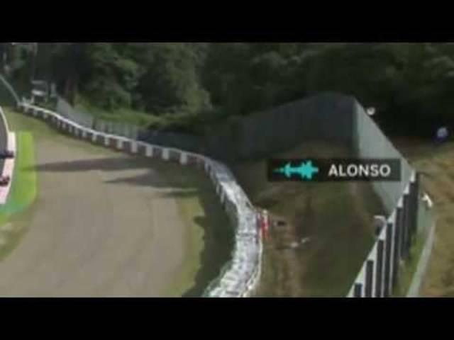 F1 2015 Japan Suzuka: Frustrierter Fernando Alonso über Honda « Das ist wie GP2 – enttäuschend».