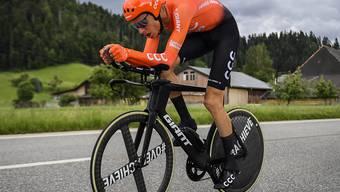 Ab 2021 wohl nicht mehr in Orange unterwegs: Michael Schär vom polnischen Team CCC