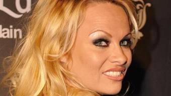 Fan näherte sich Pamela Anderson im Zug (Archiv)